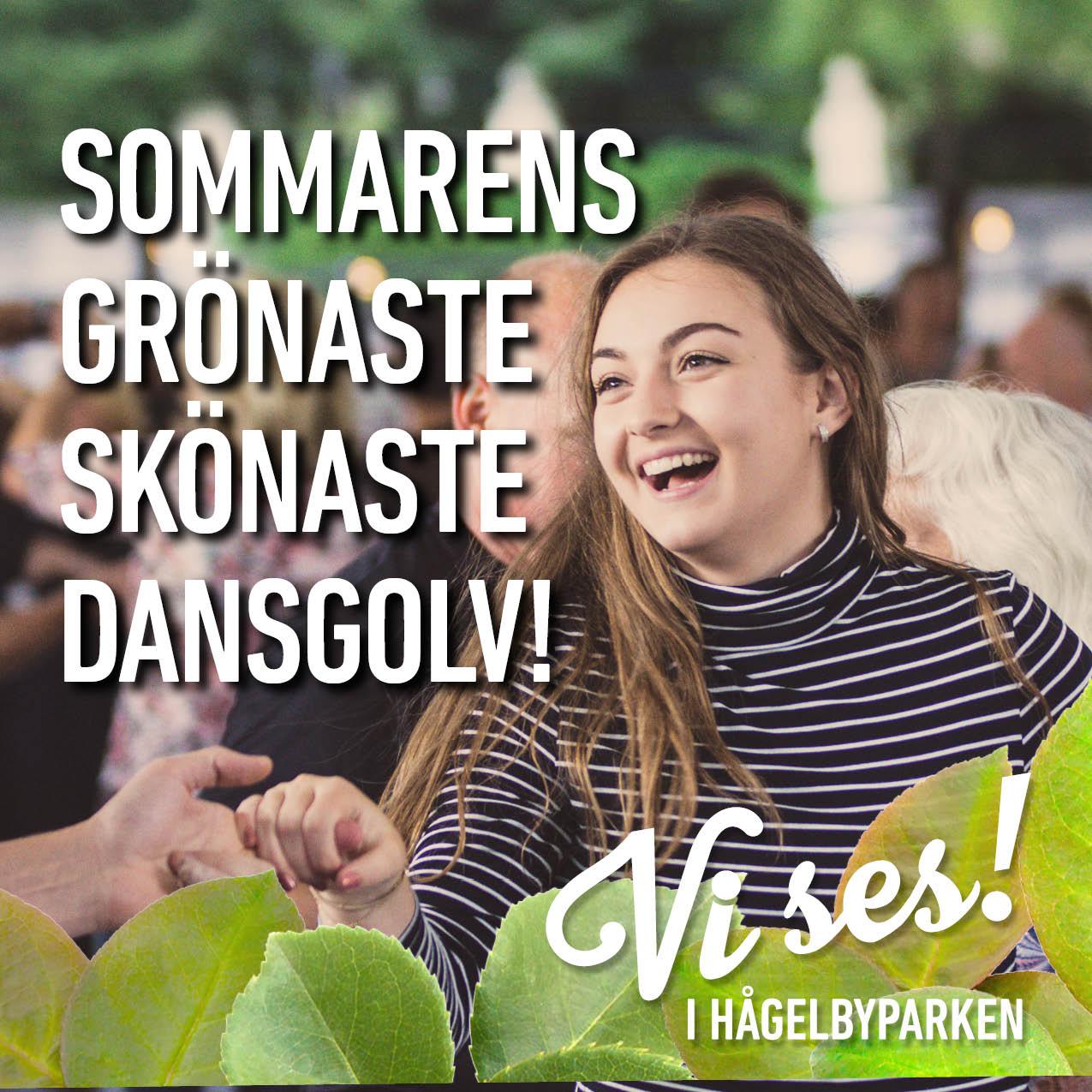 Danskvällar i Hågelbyparken